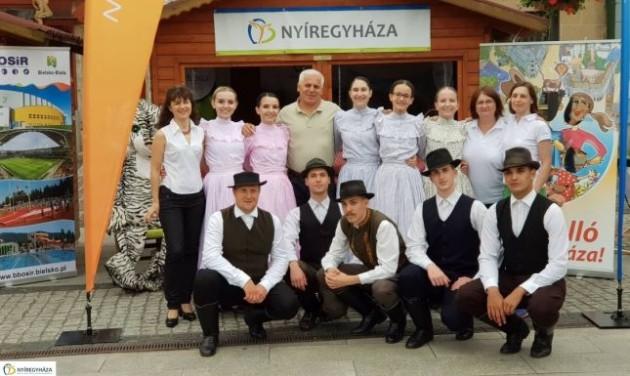 Nyíregyháza partnervárosi szövetsége Bielsko-Bialával