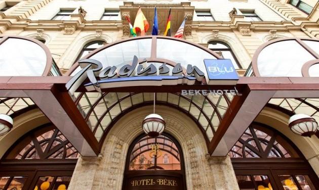 Változás a Radisson Blu Béke Hotel PR területén