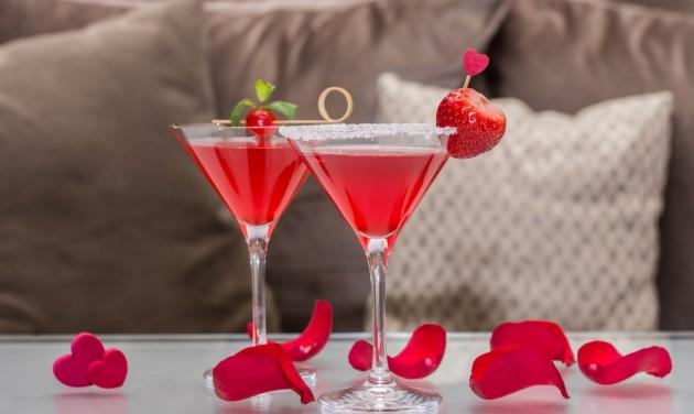 Valentin-napi élmények a Danubius szállodáiban