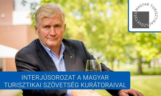 Légli Ottó: a borturizmus új dimenzióját hozhatja a gasztroturizmus fejlődése