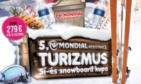 V. MONDIAL ASSISTANCE Turizmus Sí- és Snowboard Kupa Jasnán