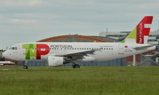 Lenyűgöző utasforgalom a TAP Portugál Légitársaságnál