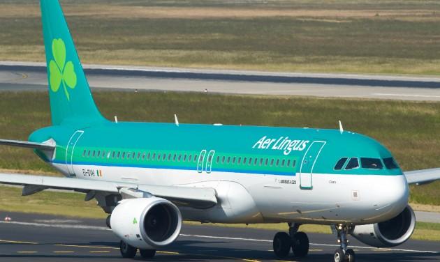 Az Aer Lingus nőtt a legnagyobbat az első negyedévben
