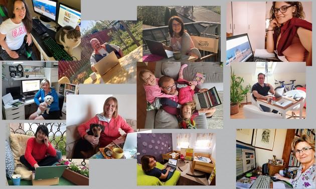 Turizmus home office-ban – küldj egy fotót és nyerj!