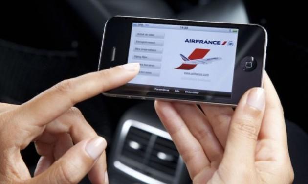 Újfajta wifi-kapcsolódás az Air France járatain