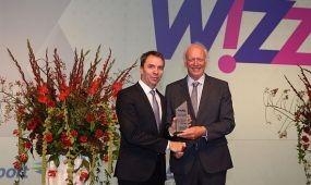 Az év diszkont légitársasága lett a Wizz Air