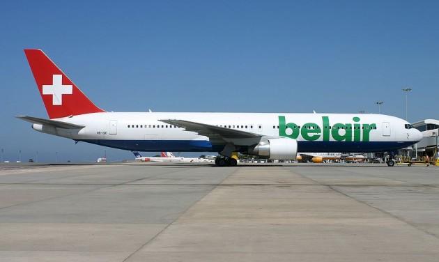 Végleg leállt a svájci Belair