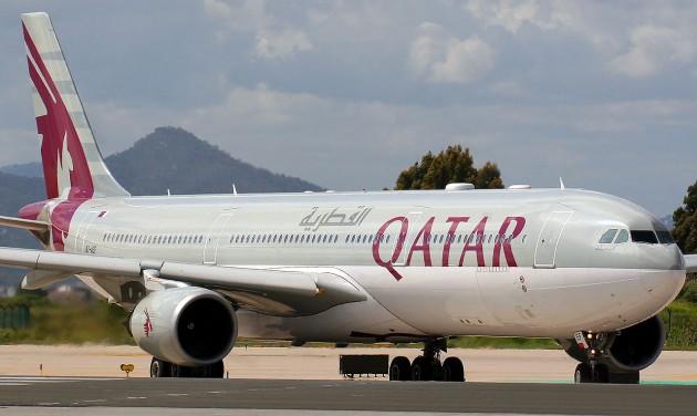 Qatar Airways: augusztustól még heti négy járat Budapestről