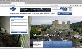 Miskolc a hét városa a MÁV-Startnál