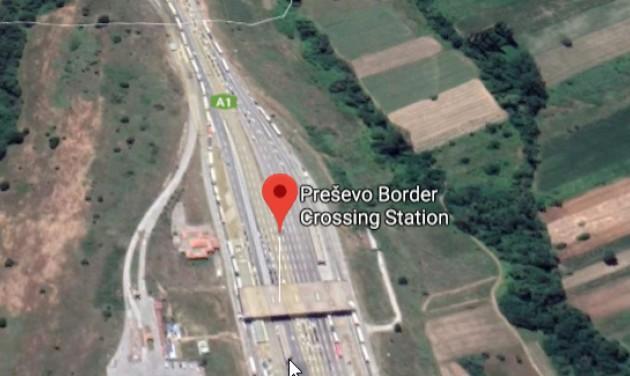 Egyszerűbb lett a határátlépés Presevónál