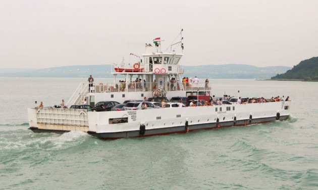 Nagyszombaton indul a hajózási szezon a Balatonon