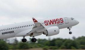 Budapestre is repül majd a világ első Bombardier CS100-a