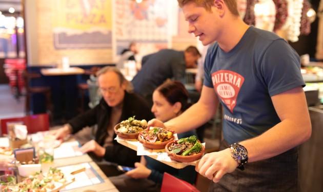 Becsődölt Jamie Oliver étteremhálózata