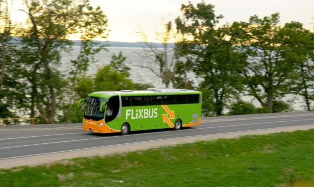 Megnöveli kapacitását a FlixBus