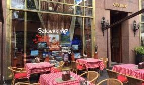 A szlovák konyha a Gerbeaud-ban vendégeskedik