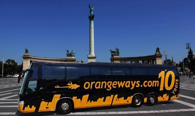 Bővült az Orangeways nyári menetrendje