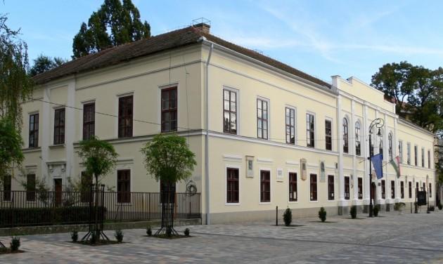 A végéhez közeledik a Tessedik Sámuel Múzeum felújítása
