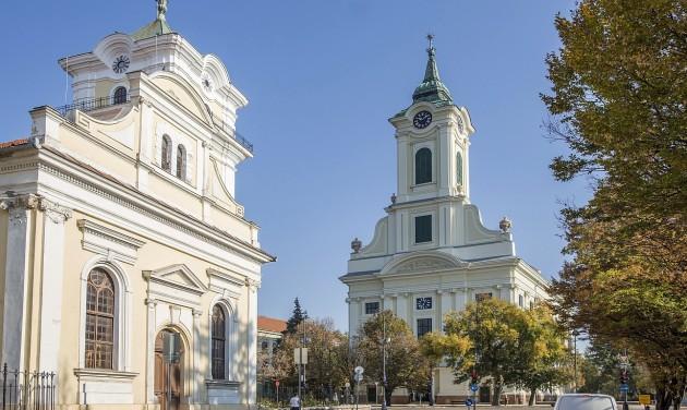 Felújították a régió legnagyobb evangélikus templomát
