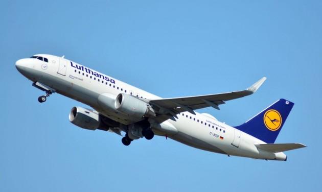 Heti 15 járattal indul újra a Lufthansa Budapestről