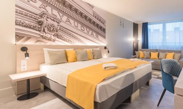 Újjászületett szállodával indul újra a Mellow Mood Hotels