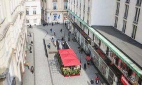 Magánpénzből újítanak fel egy utcát Bécsben