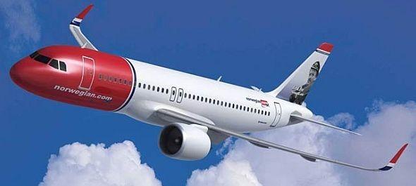 A Norwegian új fapados interkontinentális járatokat indít Gatwickről
