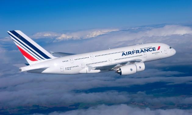Drámaian zuhant az Air France szén-dioxid-kibocsátása tavaly