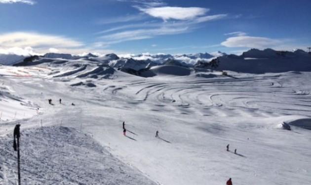 Új felvonók és új dimenziók a kapruni gleccseren