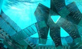 Futurisztikus úszó város épülhet a kínai tengerpart közelében