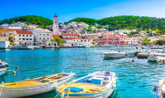 Csaknem a Covid előtti szinten Horvátország augusztusi vendégéjszakaszáma