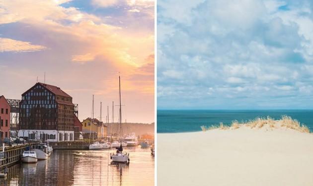 A hajójáratok növelik a balti államok turizmusát