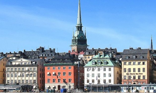 Rohamosan nő az orosz turisták száma Svédországban