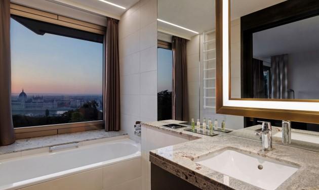 11 új szobával bővült a Hilton Budapest