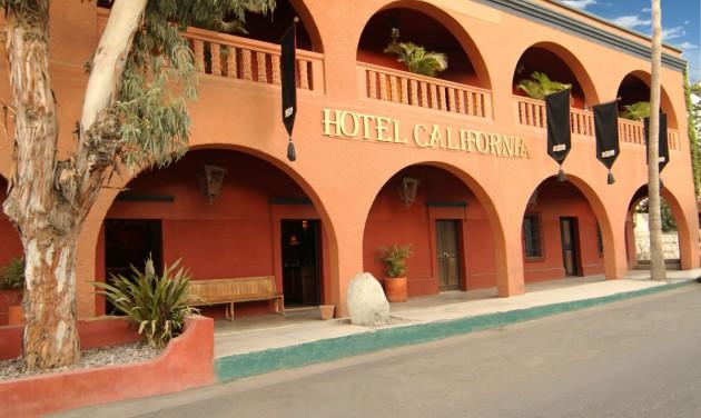 Az Eagles névhasználat miatt beperelte a Hotel Californiát