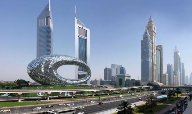 Dubaj újdonságokkal indítja 2020-at