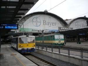 Elhagyott tárgyak a cseh vonatokon