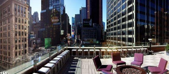 Megújult a Novotel Times Square