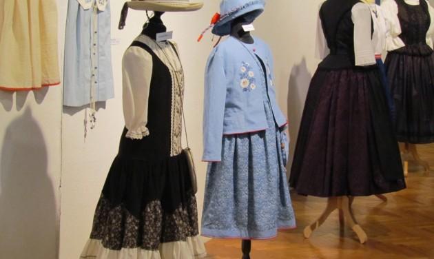 Ma is divatosak a hagyományos motívumok