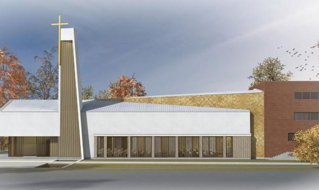 Templomot építenek Hódmezővásárhelyen