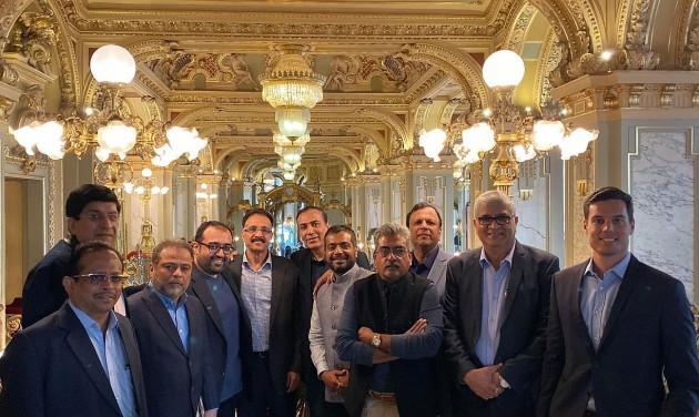 Bombayi tour operatorok szerettek bele Budapestbe