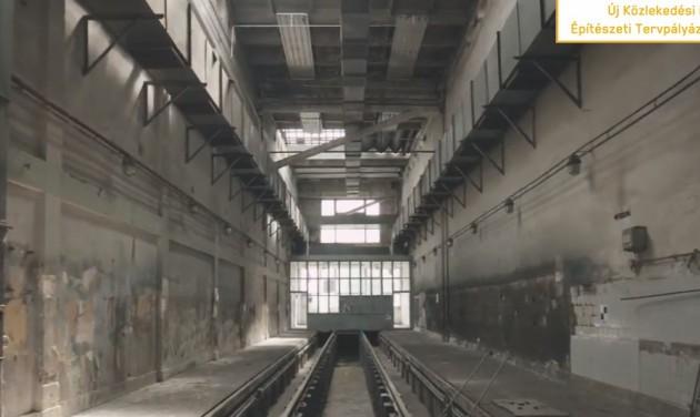 15 pályázó dolgozik az új Közlekedési Múzeum tervén