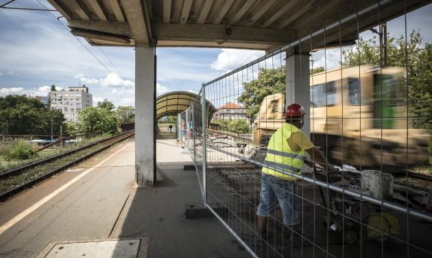 Zuglót is elérte a MÁV felújítási hulláma