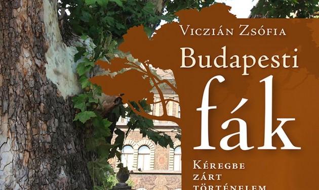 Könyvet írtak a budapesti fákról