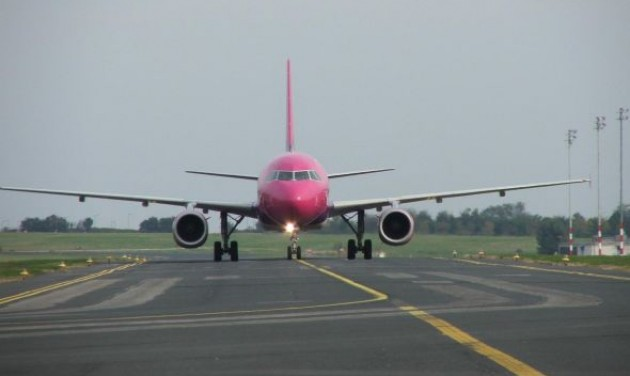 Tőzsdén a Wizz Air