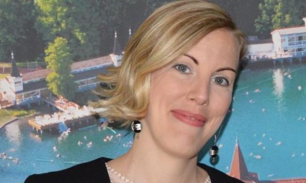 Hévíz: Horváth Orsolya új szerepben
