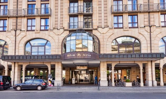 Nagy erőkkel terjeszkedik a német piacon a Hilton