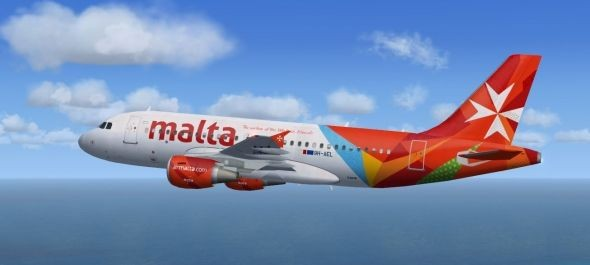 Nem közlekedik nyáron Budapestre az Air Malta