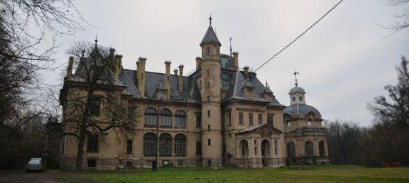 Befektetőre vár a turai kastély
