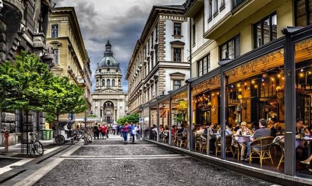 Csúcshónap volt a budapesti hoteleknek az augusztus