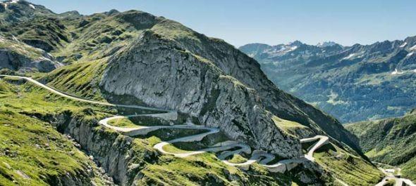 Középpontban a felfedezés – Grand Tour of Switzerland